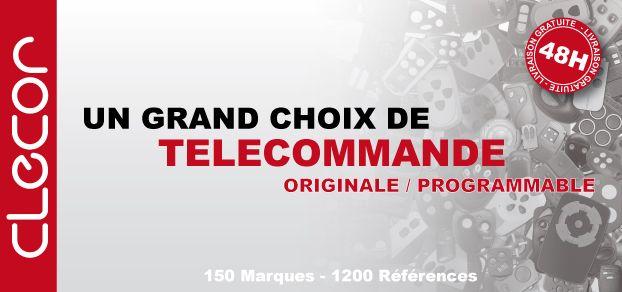 Télécommande Clecor